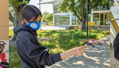 Davis Drone Academy returns to campus, ready to fly