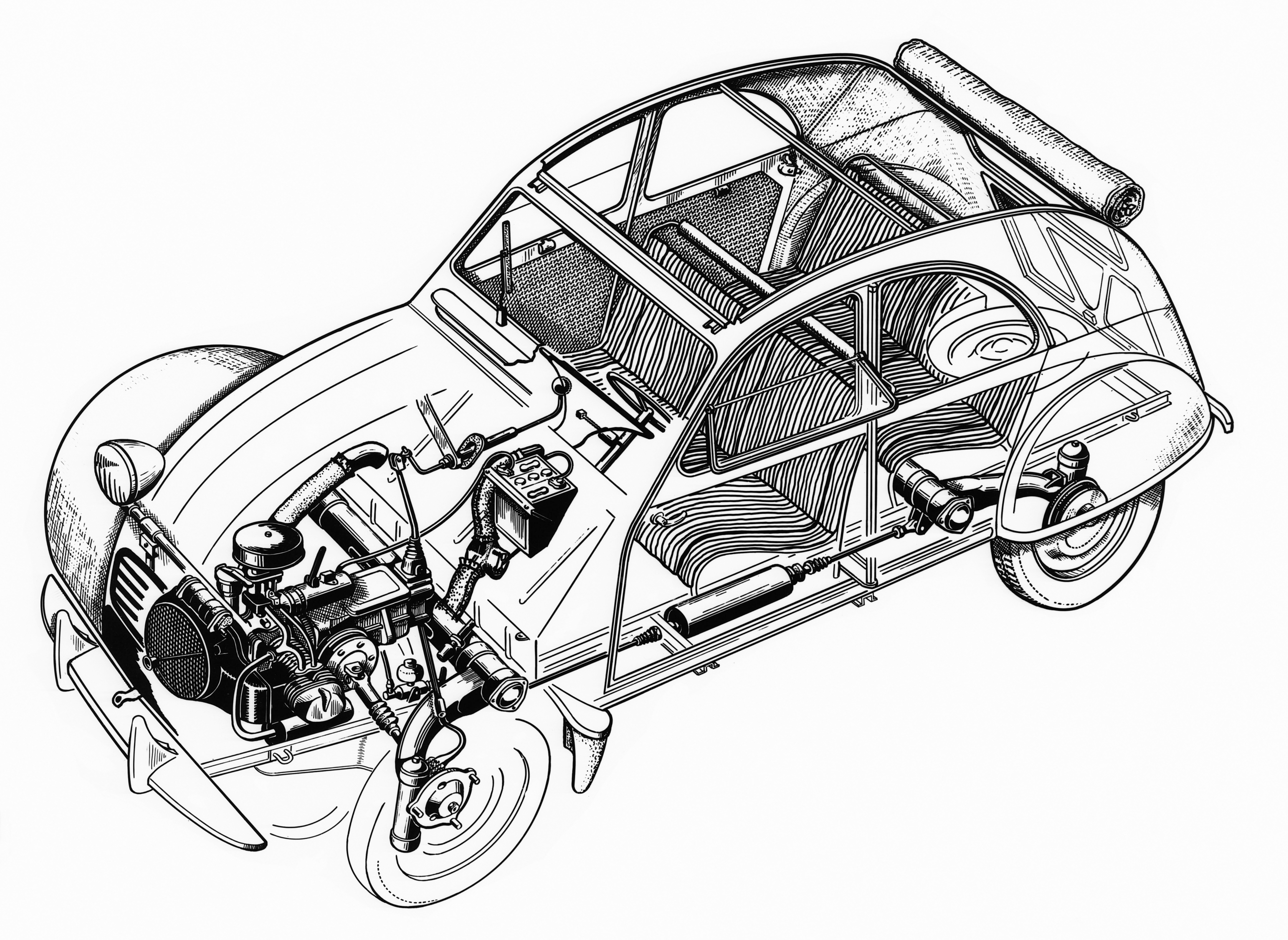 Citroen A Series Index Page