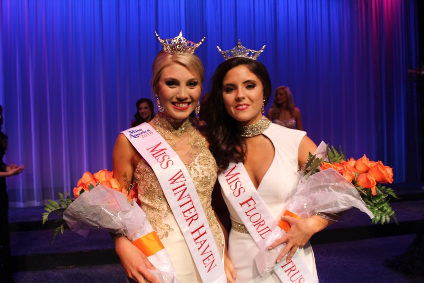 Miss Florida Citrus pageant
