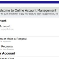New! Pay & Manage Your Account Online