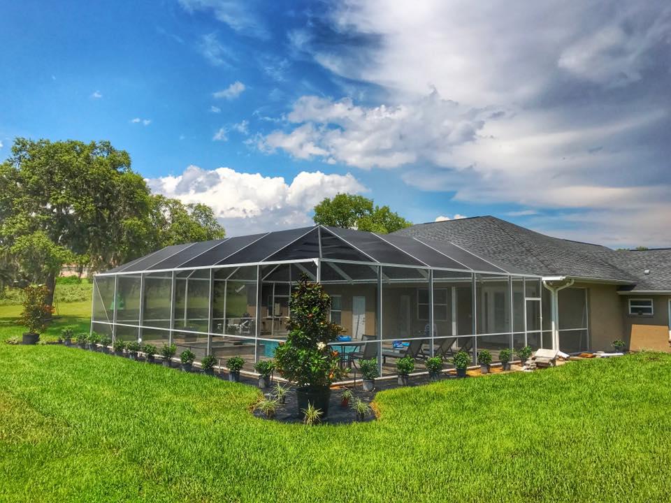 citrus county shrub installation