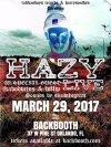 hazy flyer