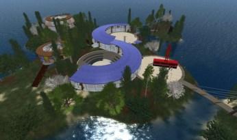 Union Island aerial 02