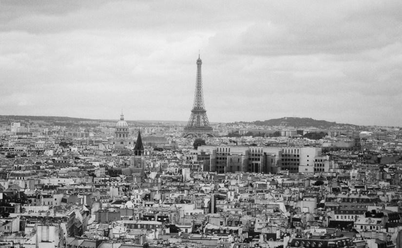 Parigi, Charles Baudelaire e la coperta corta del mondo