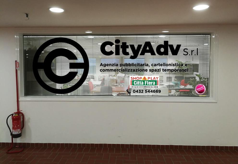 Entrata ufficio City Adv
