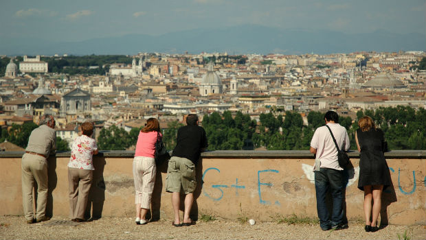 Explore the little-known sites of Rome