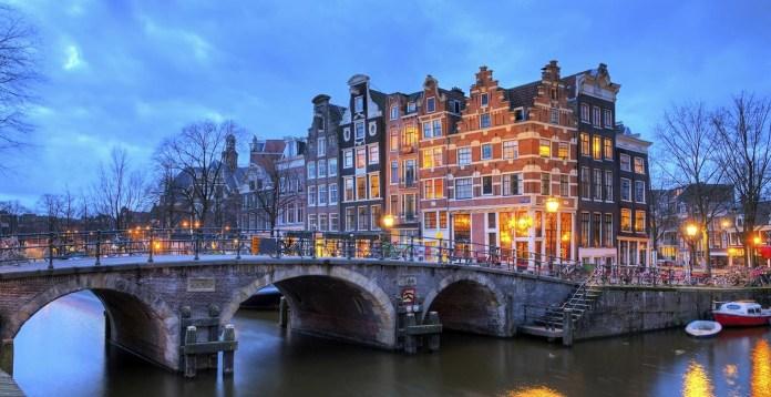 Amsterdam hidden spots map