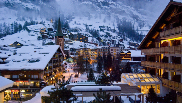 Zermatt: Snow paradise for winter enthusiasts