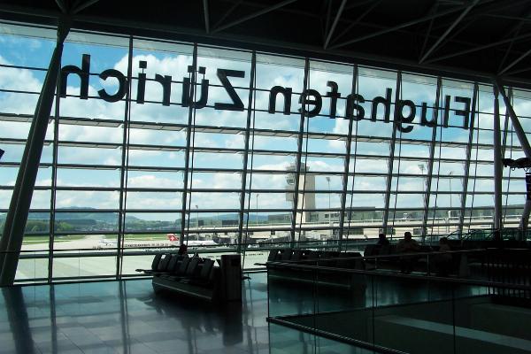 Zurich airport to St Moritz transfer