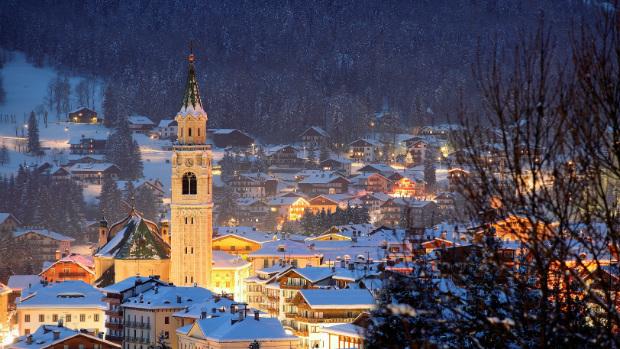 Cortina d'Ampezzo: Italy's prime ski destination
