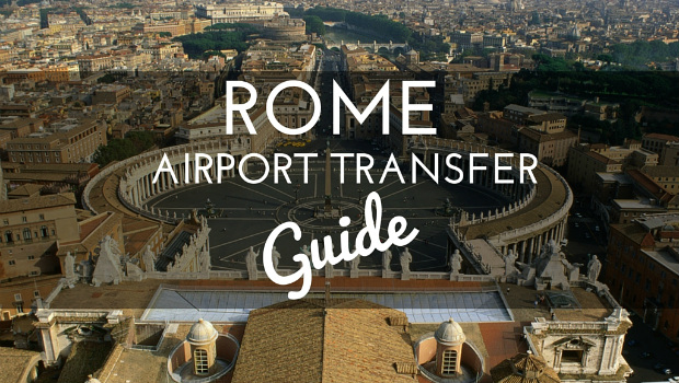 Rome airport transfer guide