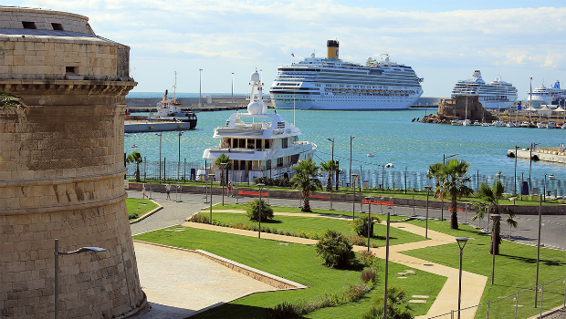 How to Arrange Transfer from Rome Airport to Civitavecchia Port