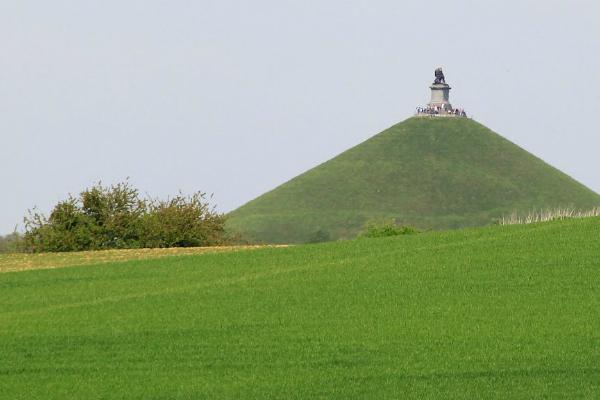Waterloo Battlefield day trip from Brussels