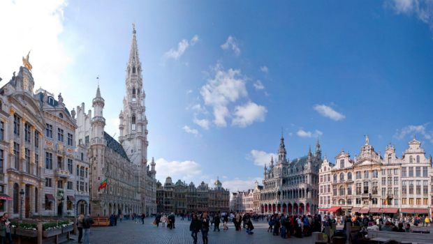 Top 5 Day Trips from Brussels