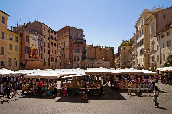 Piazza Campo Di'Fiori