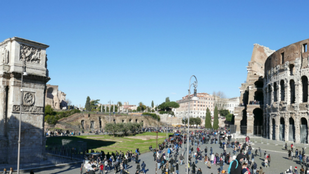 See Rome in a Day? Challenge Accepted!