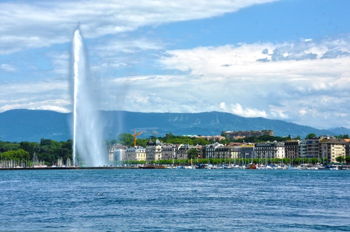 The Most Beautiful Attractions in Geneva