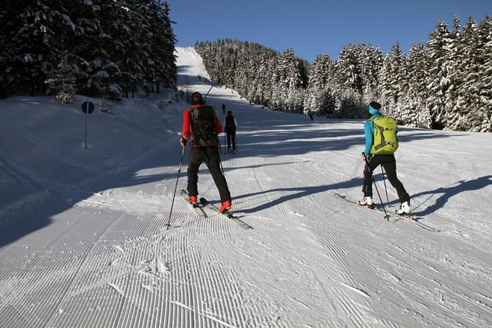 Top Three Ski Resorts in Austria