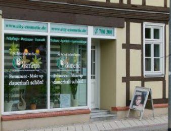 city-cosmetic im Alten Dorf in Stendal