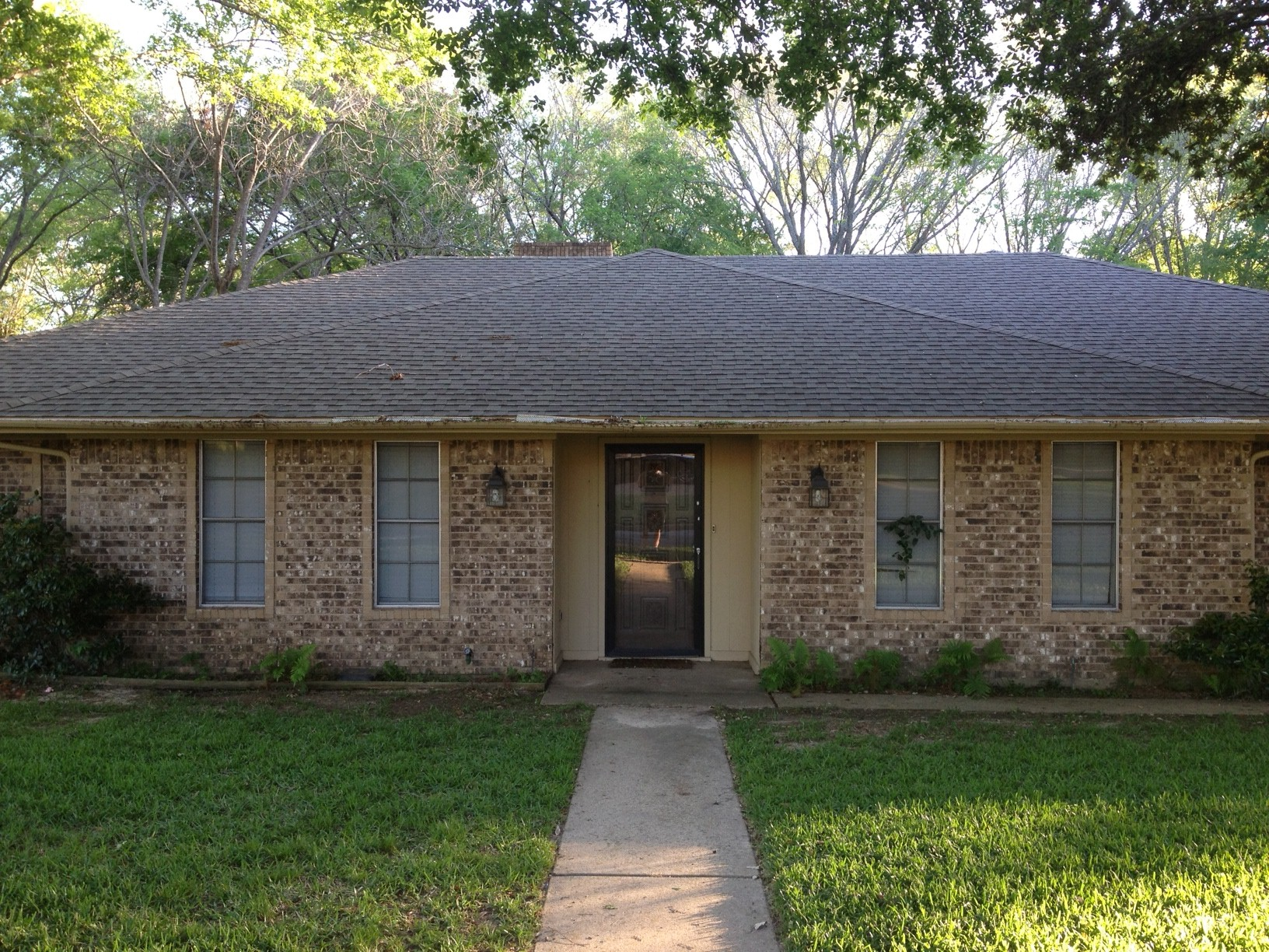 Preferred Update Ranch House Exterior &QO42
