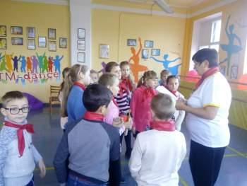 Исторически-художественный квест для учеников школы № 12