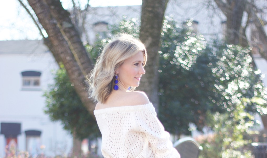 off-the-shoulder-sweater-baublebar-crispin-earring-city-peach