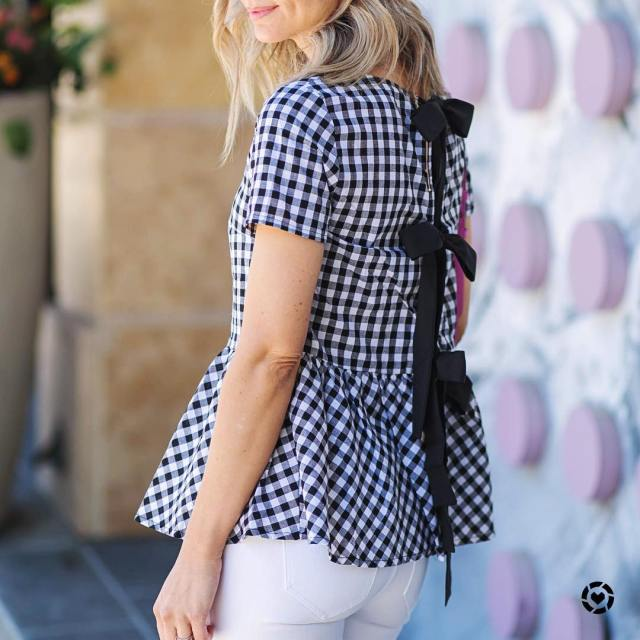 This top is on the blog today and you mighthellip
