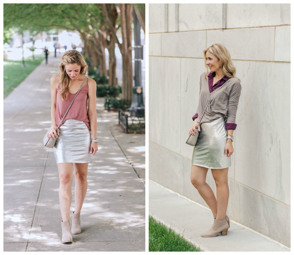 One Skirt, Two Ways
