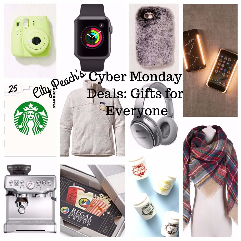 Gift Guide: Cyber Monday is here!