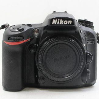 高雄青蘋果3c買賣回收NIKON D7200 單眼數位相機