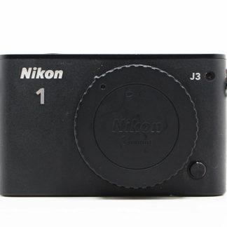 高雄青蘋果3c買賣回收Nikon J3 微單眼相機