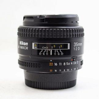 雲林找二手NiKON AF 35mm f2 D 定焦鏡