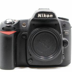 台南橙市3c收購二手Nikon D80 APS-C 單眼相機