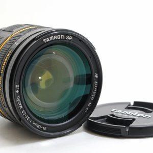 高雄現金收購二手Tamron SP 24-135MM F3.5-5.6 MARCO AD 單眼鏡頭
