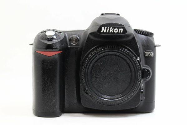 高雄蘋果3c收購中古Nikon D50 單眼相機