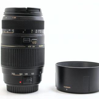 高雄青蘋果3c買賣回收Tamron AF 70-300mm F4-5.6 Di LD Macro 1:2