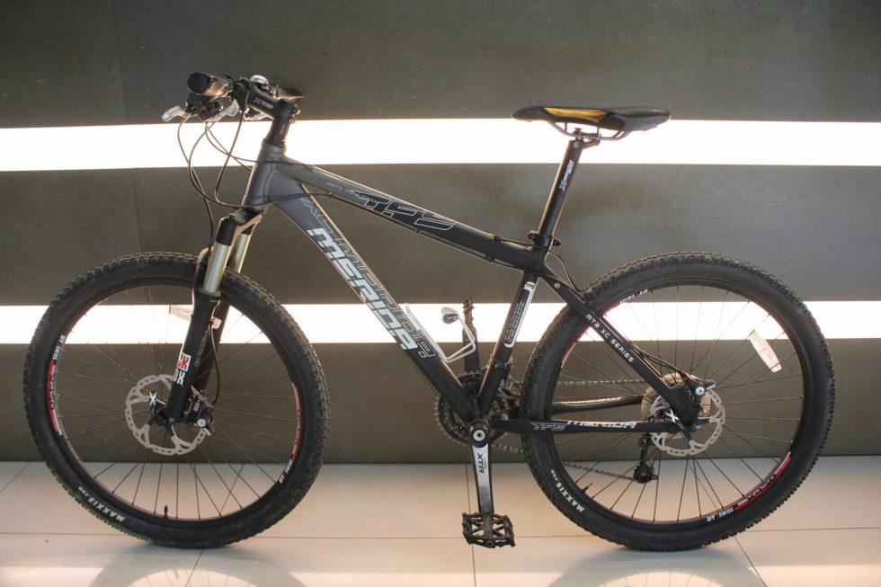 台中青蘋果3c收購美利達Merida MTB XC HT Series 27 自行車