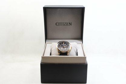 高雄青蘋果3c高價收購 CITIZEN 光動能雙時區萬年曆限定腕錶