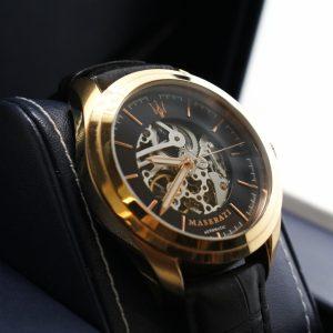 高雄巨蛋買賣二手MASERATI POLE POSITION 精品名牌手錶