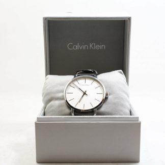 高雄青蘋果3c收購二手CK Calvin Klein 岩紋時尚腕錶