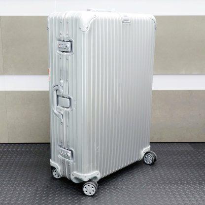 台中青蘋果3c收購 德國 RIMOWA TOPAS 32吋 大型四輪行李箱