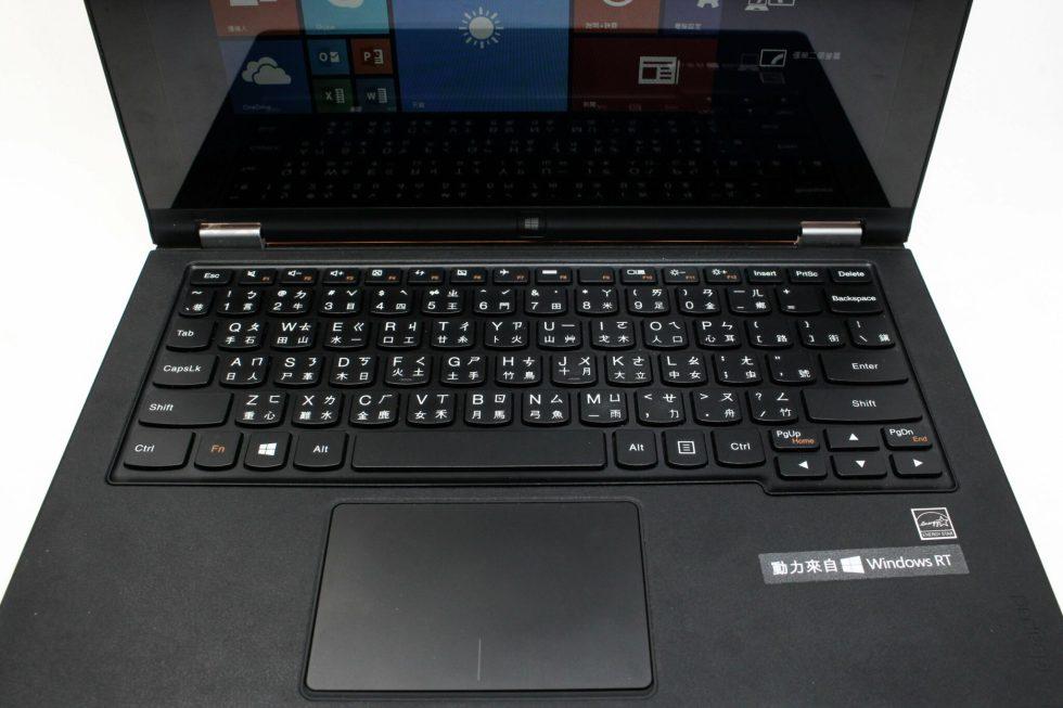 台南新天地買賣二手Lenovo ideapad Yoga 11 Nvidia Tegra 3 11吋 二手筆電