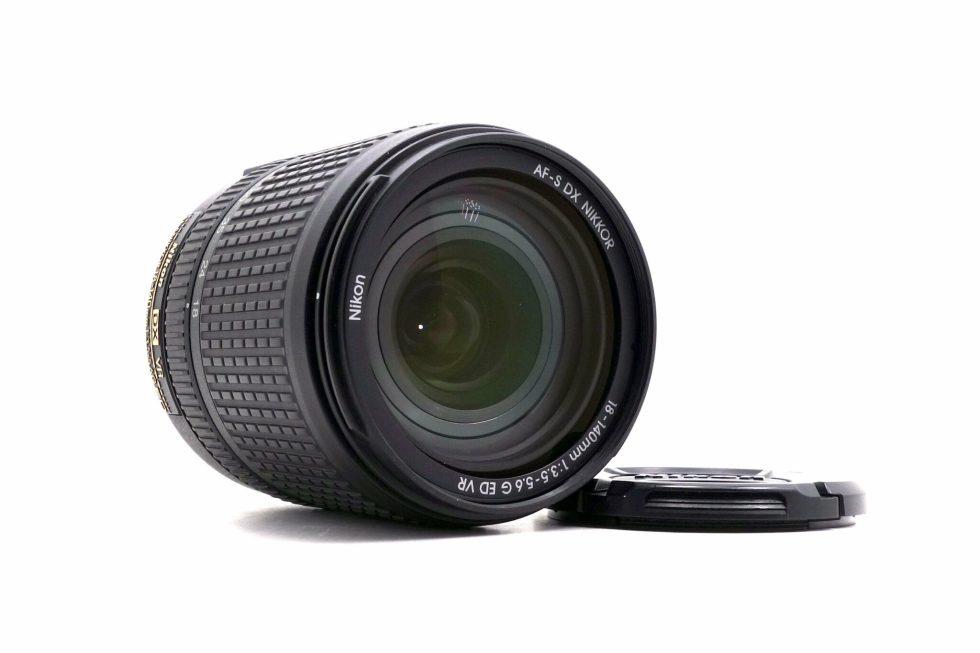 台中青蘋果3c收購二手Nikon AF-S DX 18-140mm f3.5-5.6G ED VR 二手鏡頭