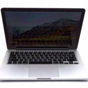 台中青蘋果3C專業收購Macbook Pro 13吋 Retina i5 2.7 8G 128G SSD 二手蘋果筆電
