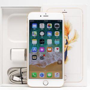 台南橙市3CApple iPhone 6S Plus 64G 64GB 金 5.5 吋 二手手機