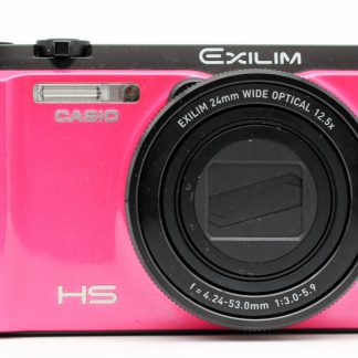 高雄青蘋果3C收購二手Casio EX-ZR1200 桃紅 數位相機