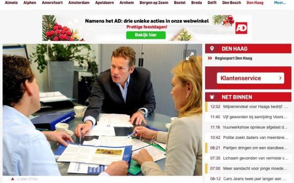 Online 'veiling' maakt concurrentie woningmarkt zichtbaar
