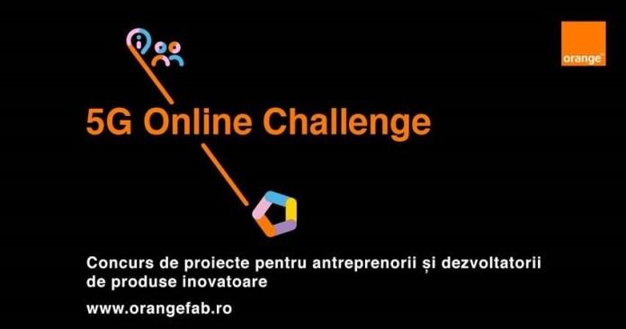 City Air 5G Orange Challenge