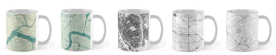 Mug Map