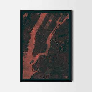 new york city posters city map art posters map posters city map prints